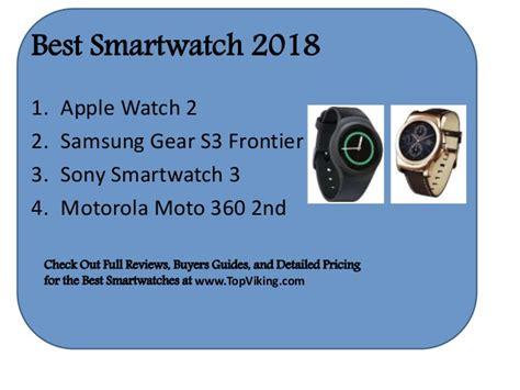 Smartwatch Apple 2018 best smartwatch 2018