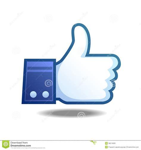 Like A like icon royalty free stock photos image 38214608