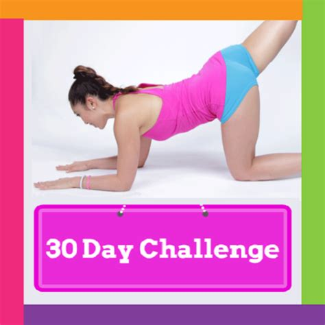 30 day buttlift challenge 30 day lift challenge br appstore