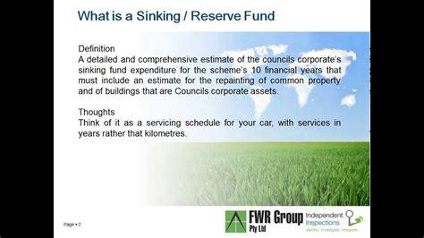 Sinking Fund by Sinking Fund Forecast Part 1