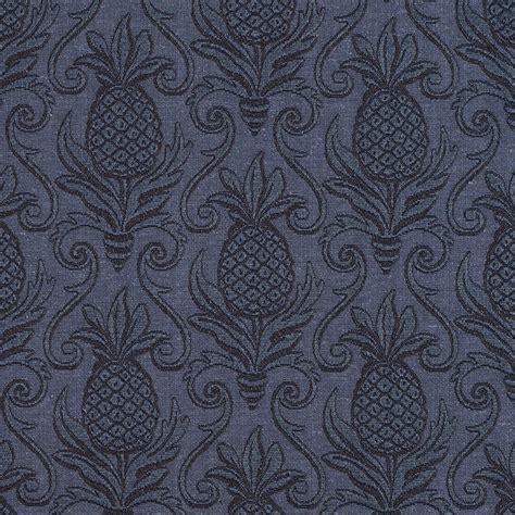 jacquard upholstery e521 blue pineapple durable jacquard upholstery grade