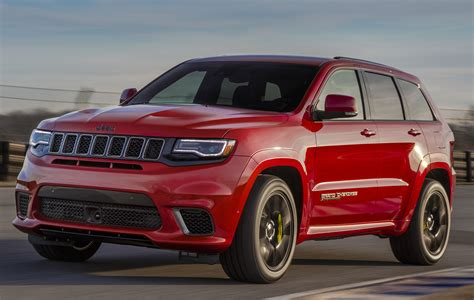 jeep grand cherokee 2018 2018 jeep grand cherokee overview cargurus