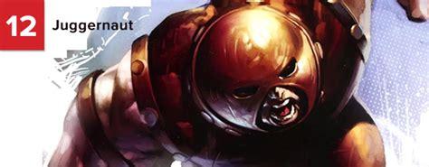 Juggernaut Meme - top 25 marvel villains ign page 3