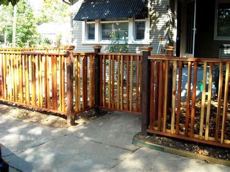 27 best craftsman front yard fencing images on pinterest