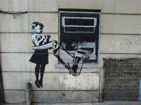 Banksy Wall Murals art i love banksy echostains blog