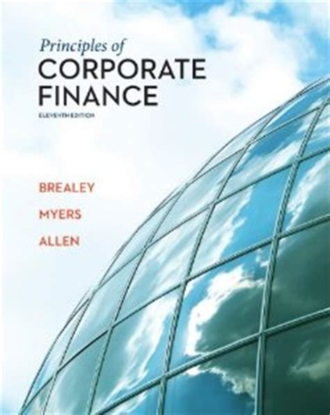 Pdf Mcgraw Hill Personal Finance 11 Edition tutoring for principles of corporate finance text