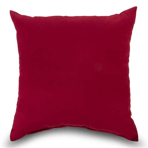 burgundy sofa pillows burgundy outdoor throw pillow dfohome