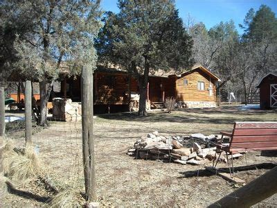Payson Az Cabin Rentals by Creek Cabin At Whispering Pines Vrbo