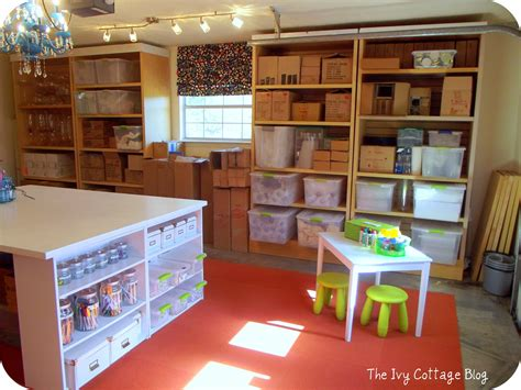 wall storage room craftaholics anonymous 174 craft room tour amanda at the cottage