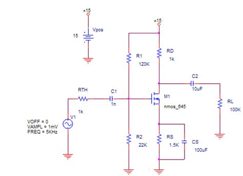 bjt transistor in pspice 14 bipolar junction transistor conocimientos ve frequency response for mosfet bjt
