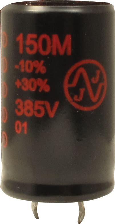 jj capacitors capacitor jj electronics 385v 100 181 f electrolytic antique electronic supply