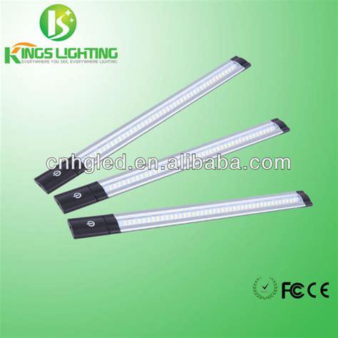 dimmable led under cabinet lighting kitchen slim body led kitchen light dc12v leds light bar under