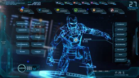 jarvis theme download for mobile jarvis 1 by williamkwok2016 on deviantart