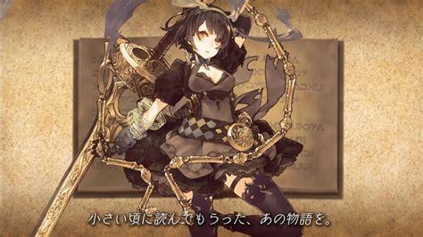 Sq Setelan Putri Gamis square enix umumkan mobile sinoalice dengan dari yoko taro