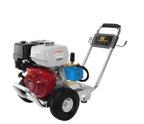 be pe 4013hwpacat pressure washer 4000 psi gas cold water
