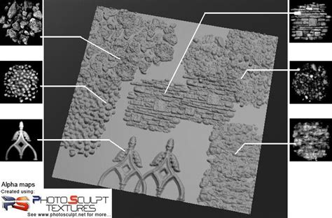 zbrush sculpt pattern tutorial 12 how to create an alpha map for sculpting in
