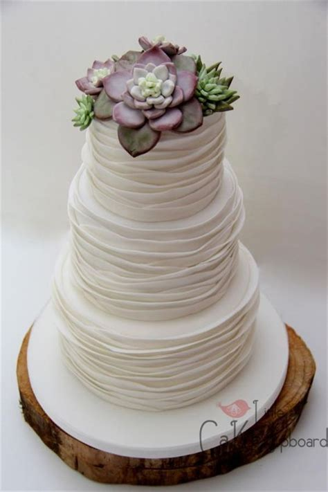 Wedding With Or Wedding To by 20 Succulent Wedding Cake Inspiration That Wow