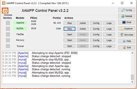 cara membuat database dengan xp 1 7 7 cara membuat tabel database xampp anak kendali