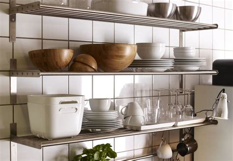 Ikea Grundtal Wall Shelf Rak Dinding Stainlees Stee Diskon grundtal wandplank roestvrij staal products catalog