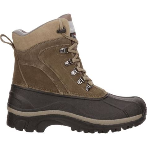mens winter work boots mens boots academy
