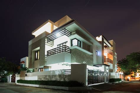Small House Plans In Chennai The Corner House Palawakkam Chennai Is An Unique House