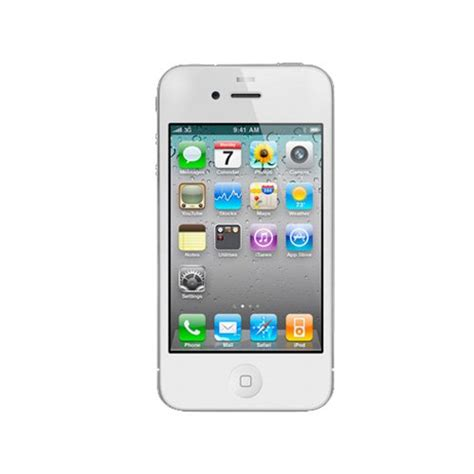 Hp Iphone 4 Gsm 16gb apple iphone 4 a1332 16gb white gsm unlocked