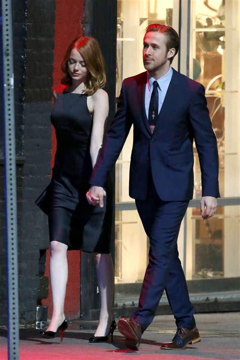 emma stone and ryan gosling lainey gossip entertainment updatefirst trailer for brad