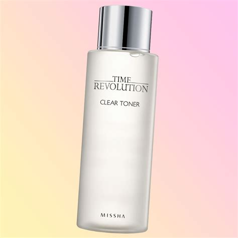 the review missha time revolution clear toner