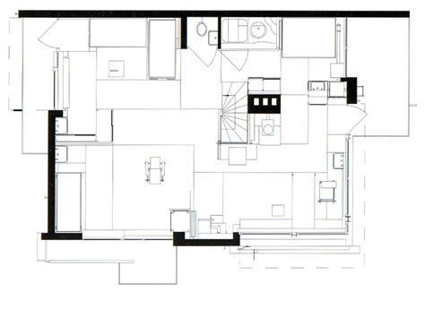 schroder house floor plan schroder house plan dimensions home design and style