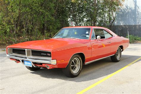 1969 Dodge Charger RT Muscle Classic USA d 5184x3456 07