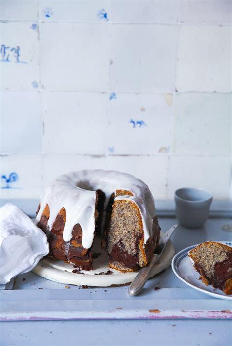 schaumkuss kuchen rezept f 252 r mohn marmorkuchen zucker zimt und liebe