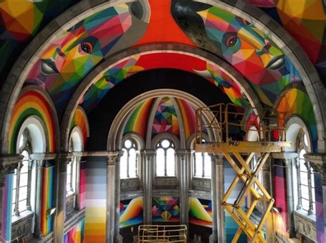 Kaos Reckless Abandon Kaos 1 it looks like a normal church but inside i was not