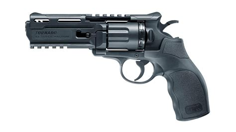 Gas Co2 Gamo Gold revolver ux tornado co2 negro 4 5mm loja de armas