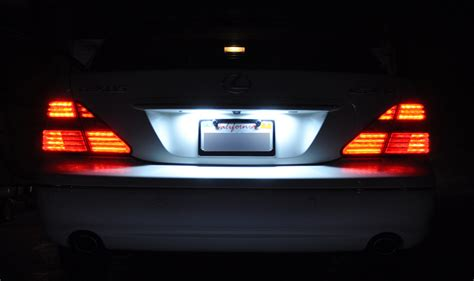 License Plate Led Lights Clublexus Lexus Forum Discussion Led License Plate Light Bulbs
