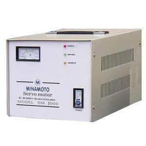 Ups Minamoto Sm 45k3 Stabilizer stabilizer sm 2000 distributor resmi ica ups dan ica