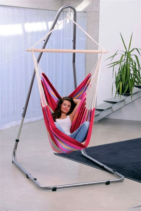 Outdoor Hängesessel by 40 Chilling Hammock Placement Ideas To Do It Right Bored