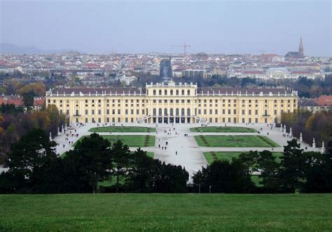 sch nbrunn wien panoramio photo of wien schloss sch 246 nbrunn