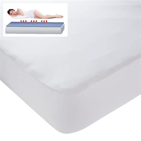 dunlopillo cool comfort mattress protector keep cool mattress protector dunlopillo cool comfort