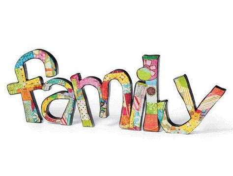 words clipart family word clipart clipartion