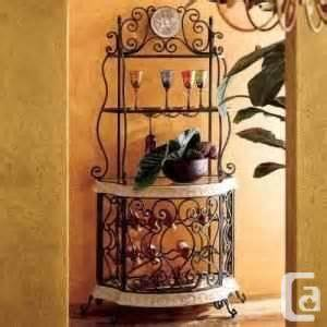 Bombay Bakers Rack Baker S Rack From Bombay Company Vancouver For Sale In