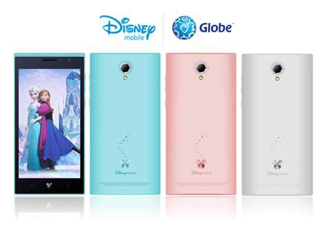 Disney Mobile Smartphones Now Available in the Philippines