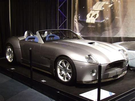 Cobra Auto Care by Ford Shelby Cobra Concept
