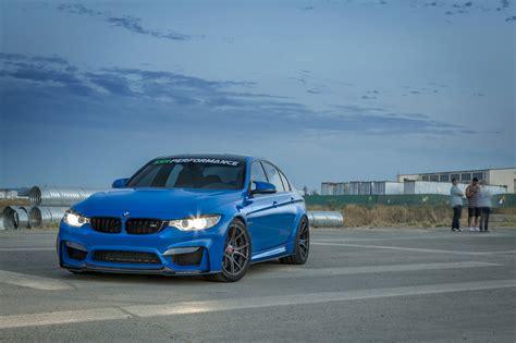 bmw m3 yas marina blue yas marina blue bmw m3 with vorsteiner aero and wheels