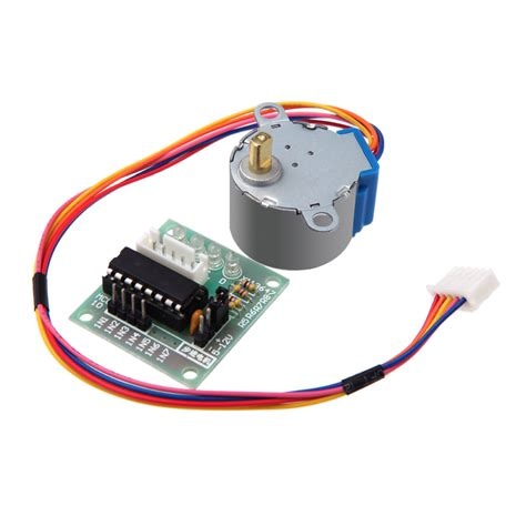 Driver Board Uln2003 With Drive Test Module Stepper Step Motor 5v 4 phase stepper step motor driver board uln2003 for