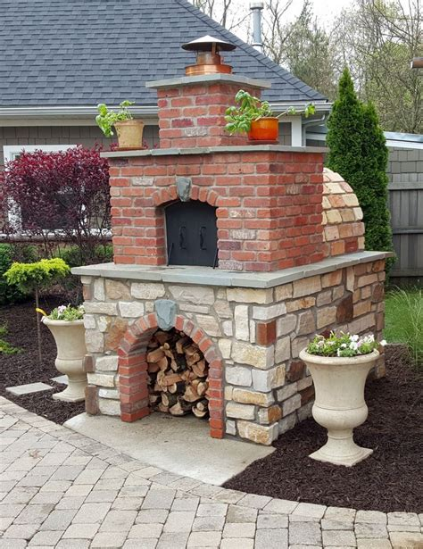 stone house pizza 25 best ideas about brick oven outdoor on pinterest