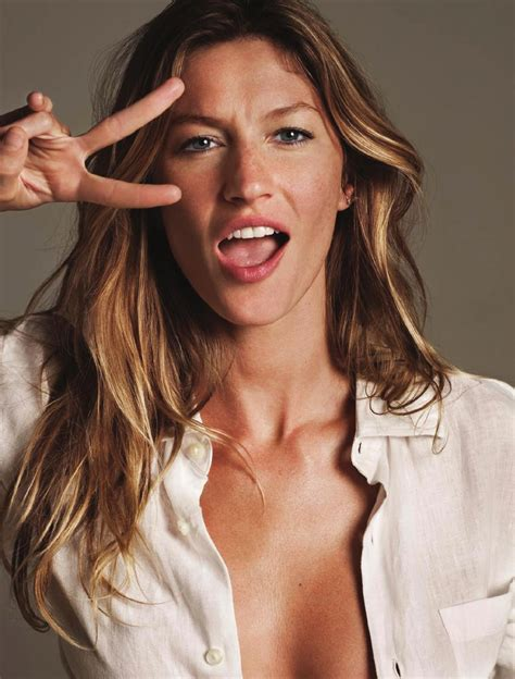 Is Gisele Bundchen by Gisele Bundchen Photos Celebmafia