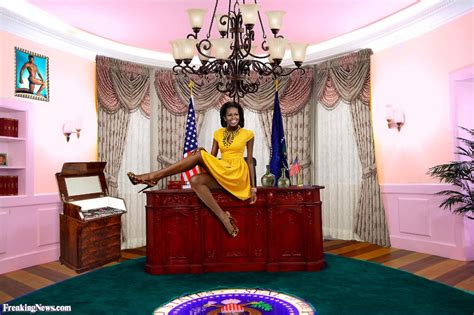 Oval Office Pictures michelle obama redecorates the oval office pictures