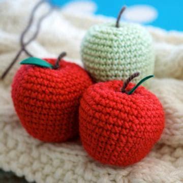 amigurumi apple pattern perfect apple free amigurumi pattern