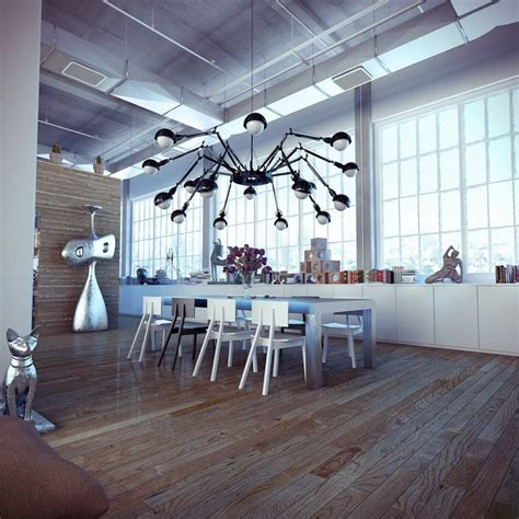 industrial decorating ideas industrial loft