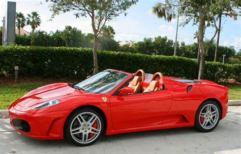 Rent Ferrari F430 Spider in Miami   Rental   CCM Miami